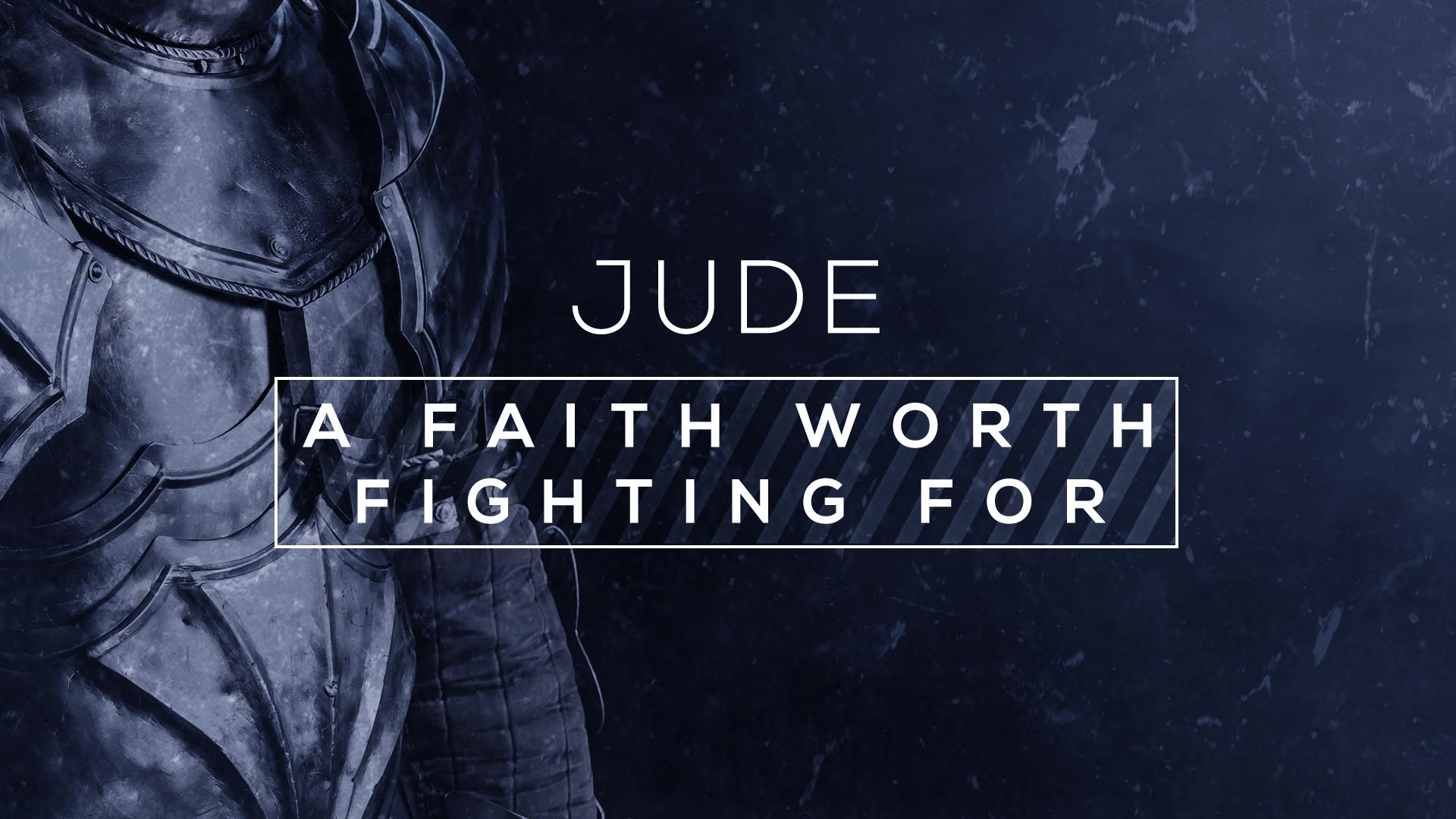 A Faith Worth Fighting For